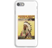 Buffalo Bill's Wild West Show iPhone Case/Skin