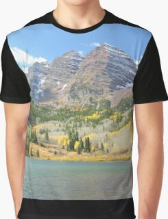 The Maroon Bells Graphic T-Shirt