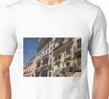 Many Beautiful Facades  Unisex T-Shirt