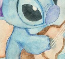 Stitch Watercolor Sticker