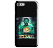 Gennady Golovkin Green (T-shirt, Phone Case & more) iPhone Case/Skin