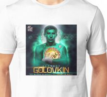 Gennady Golovkin Green (T-shirt, Phone Case & more) Unisex T-Shirt