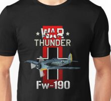 War Thunder  Fw190 Unisex T-Shirt