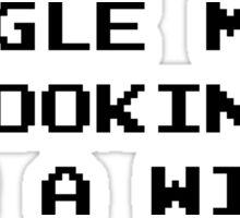 Single Male Looking for a Wi-Fi Sticker