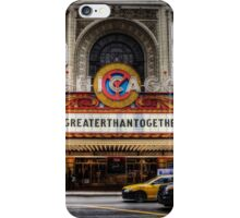 The Chicago Theatre iPhone Case/Skin