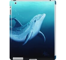 Riversoul Blue ~ Dolphin iPad Case/Skin