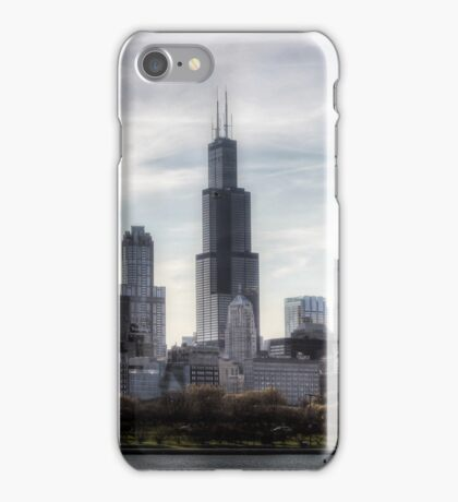Sears Tower (aka Willis Tower) - Chicago iPhone Case/Skin