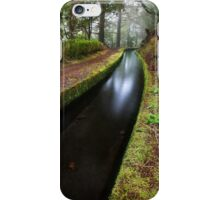The Approaching Curve iPhone Case/Skin