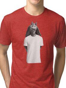 Jar Jar Tri-blend T-Shirt