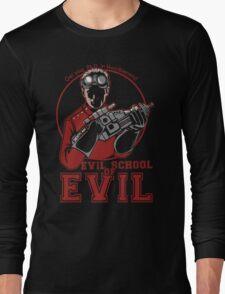 Dr. Horrible's Evil School of Evil Long Sleeve T-Shirt