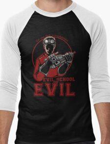 Dr. Horrible's Evil School of Evil Men's Baseball ¾ T-Shirt