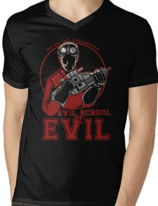Dr. Horrible's Evil School of Evil Mens V-Neck T-Shirt