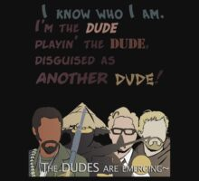 Quotes and quips - the dudes are emerging~ One Piece - Short Sleeve