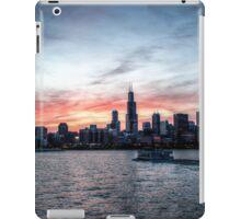 Chicago Skyline - Twilight iPad Case/Skin
