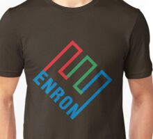 Enron Logo Unisex T-Shirt