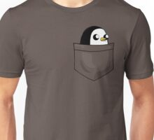 There's an evil penguin in my pocket! Unisex T-Shirt