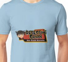Detective Conan/Case Closed Logo Unisex T-Shirt