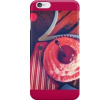 With a Cherry on Top  iPhone Case/Skin