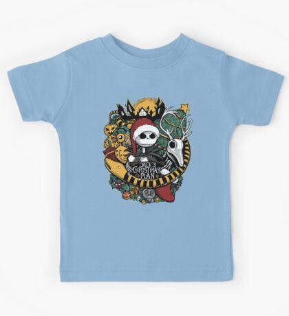 Jack's Christmas Plan Kids Clothes
