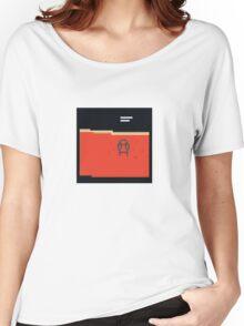 Amnesiac Pixel Art Women's Relaxed Fit T-Shirt