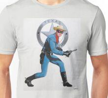 LONE RANGER CLAYTON MOORE Unisex T-Shirt