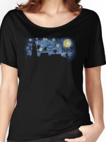 Starry Fight Women's Relaxed Fit T-Shirt