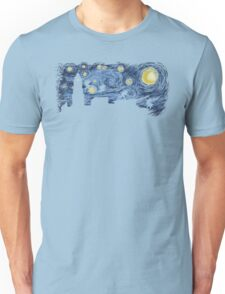 Starry Fight Unisex T-Shirt