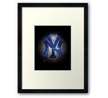 New York Yankees MOS Framed Print
