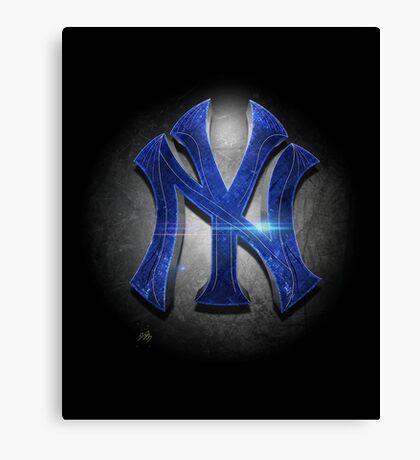 Yankees MOS Canvas Print