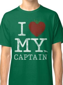 I Love My Captain Classic T-Shirt