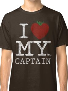 I Love My Captain Classic T-Shirt