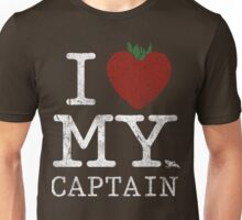 I Love My Captain Unisex T-Shirt