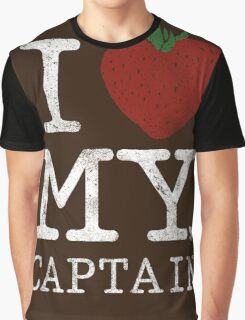 I Love My Captain Graphic T-Shirt