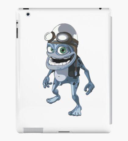 Funny Crazy Frog iPad Case/Skin
