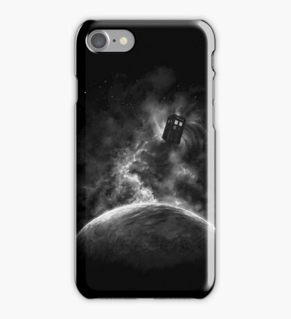 Space and Time iPhone Case/Skin