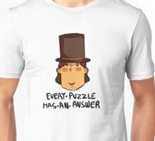Every Puzzle has an Answer, My Boy! Unisex T-Shirt
