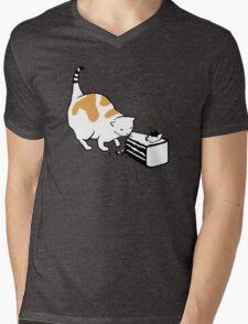 Science Cat STICKER T-Shirt