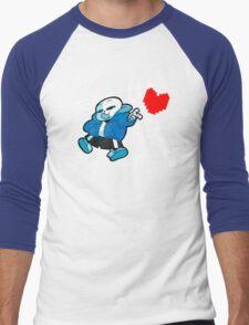 Gettt dunked on!!! Men's Baseball ¾ T-Shirt