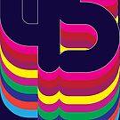 Disco 45's by modernistdesign