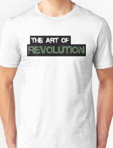 The Art Of Revolution Logo Unisex T-Shirt
