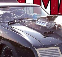 Mad Max Interceptor Sticker