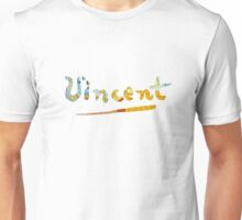 Vincent - The Bedroom Unisex T-Shirt
