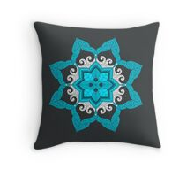 Leaf Dream Throw Pillow