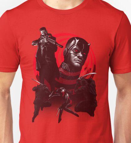 Devil In The Line Of Fire - Alternate Unisex T-Shirt