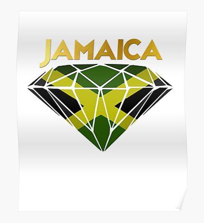 Jamaican Diamond Poster