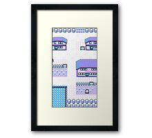 pokemon hometown Framed Print