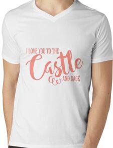 To The Castle & Back Mens V-Neck T-Shirt