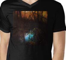 The Reflection Mens V-Neck T-Shirt
