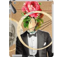 Mr. Flower iPad Case/Skin