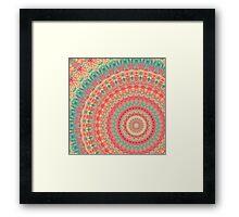 Mandala 021 Framed Print